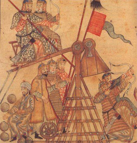 the mongols machines