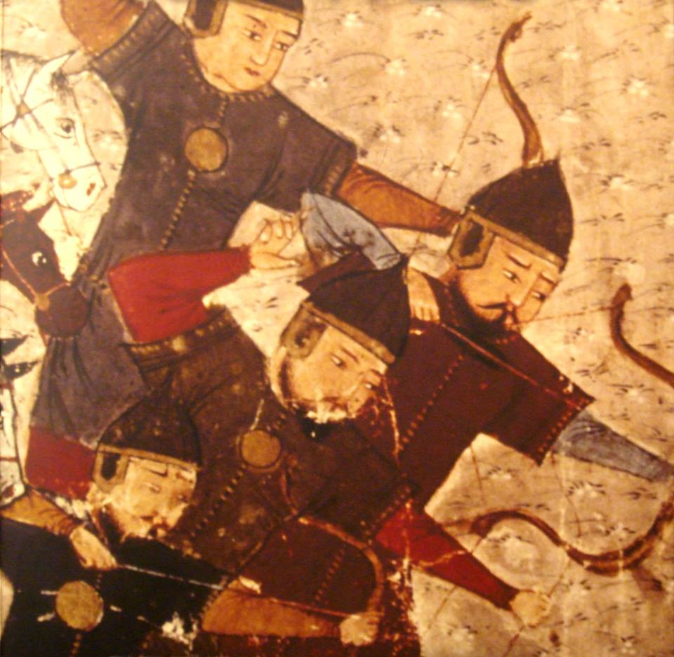 the mongols soldiers