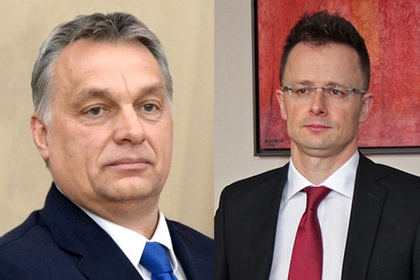 HUNGARY'S GOVERNMENT: RUSSIA'S SABOTEUR WITHIN NATO