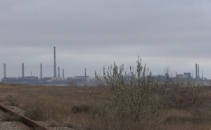 MOSCOW-MADE ECOLOGICAL CATASTROPHE IN ARMYANSK, CRIMEA, UKRAINE GETS WORSE