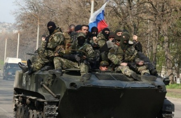 PUTIN'S WAR AGAINST UKRAINE: INVASION, OCCUPATION, AND HOSTAGES