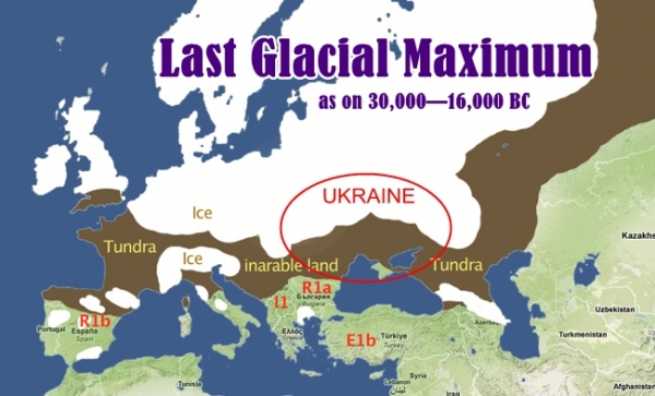 A HISTORY OF UKRAINE. EPISODE 2. THE ICE AGE