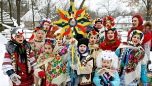 A CHRISTMAS OF MUSIC IN FREE UKRAINE