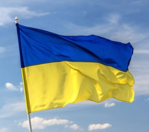 FLYING THE UKRAINIAN FLAG IN UKRAINE EARNS IMPRISONMENT FROM RUSSIAN INVADER-OCCUPIERS