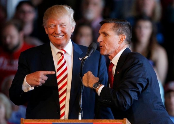 MICHAEL FLYNN'S TREASON: IT'S ALL ABOUT RUSSIA'S INVASION OF UKRAINE