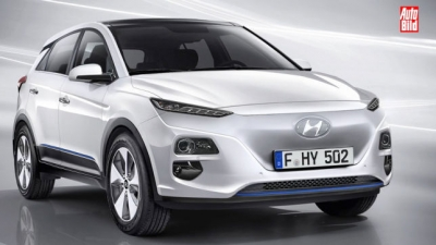 HYUNDAI TO SELL OFFICIALLY 'KONA' ELECTRICAL CROSSOVER IN UKRAINE