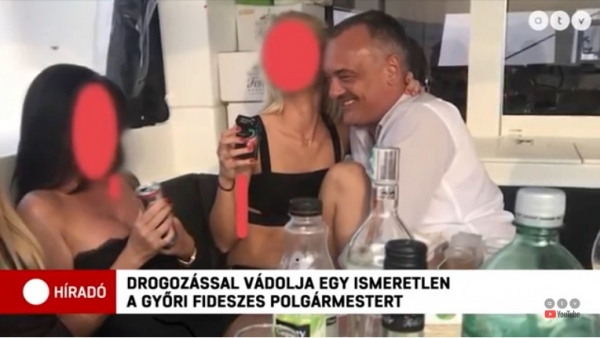 SEX AND DRUGS AND POLITICS IN HUNGARY