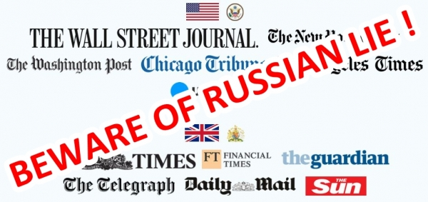 THE WORLD HYBRID WAR, INFORMATION FRONT: THE KREMLIN PROPAGANDA SIPHONING THRU WESTERN MEDIA