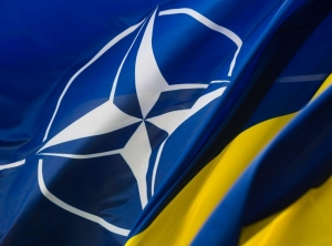 UKRAINE ON FAST-TRACK TO JOINING NATO