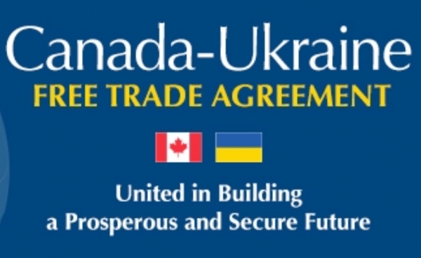 FREE TRADE PAYS OFF WITH CANADA-UKRAINE VENTURES