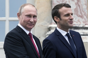 WELCOME TO FRANCE: PUTIN PRE-SELECTS 'WINNERS' OF FAKE ELECTIONS IN RUSSIAN-OCCUPIED PART OF UKRAINE